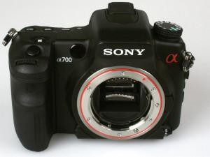 Sony Alpha A700