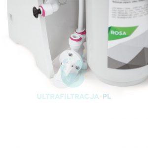 system antyzalaniowy Ecoperla Security System obecny w systemie odwróconej osmozy Ecoperla Rosa