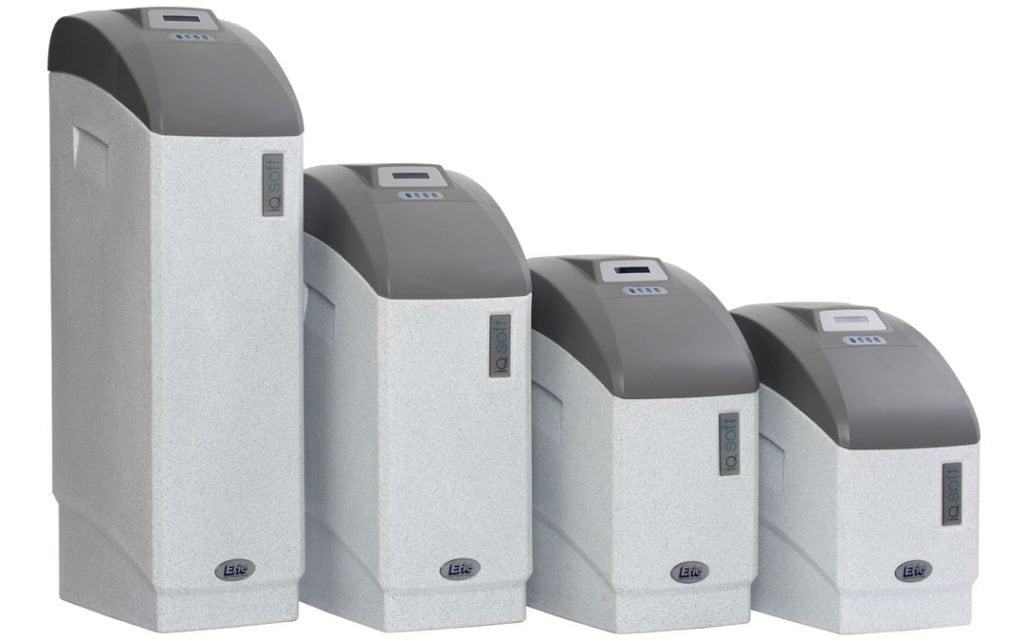 kompaktowy zmiękczacz wody Erie IQsoft Eco