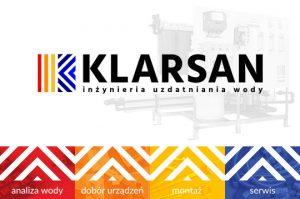 3 kroki do uzdatniania wody z firmą Klarsan
