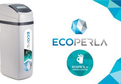 Zmiękczacz wody z węglem aktywnym Ecoperla Hero - nowy produkt od Ecoperla