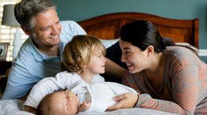 rodzina i zmiana nawyków po zakupie zmiękczacza wody