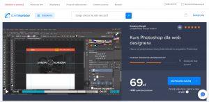 Strefa Kursow - kurs Photoshop dla web designera