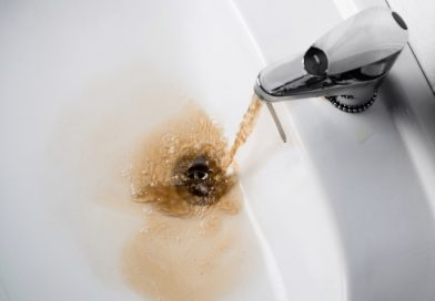 odżelazianie wody z własnego ujęcia z napowietrzaniem