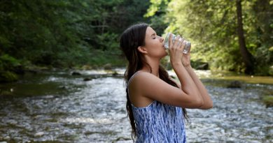 Odpowiednie nawodnienie i jakosć wody dostarczanej do organizmu